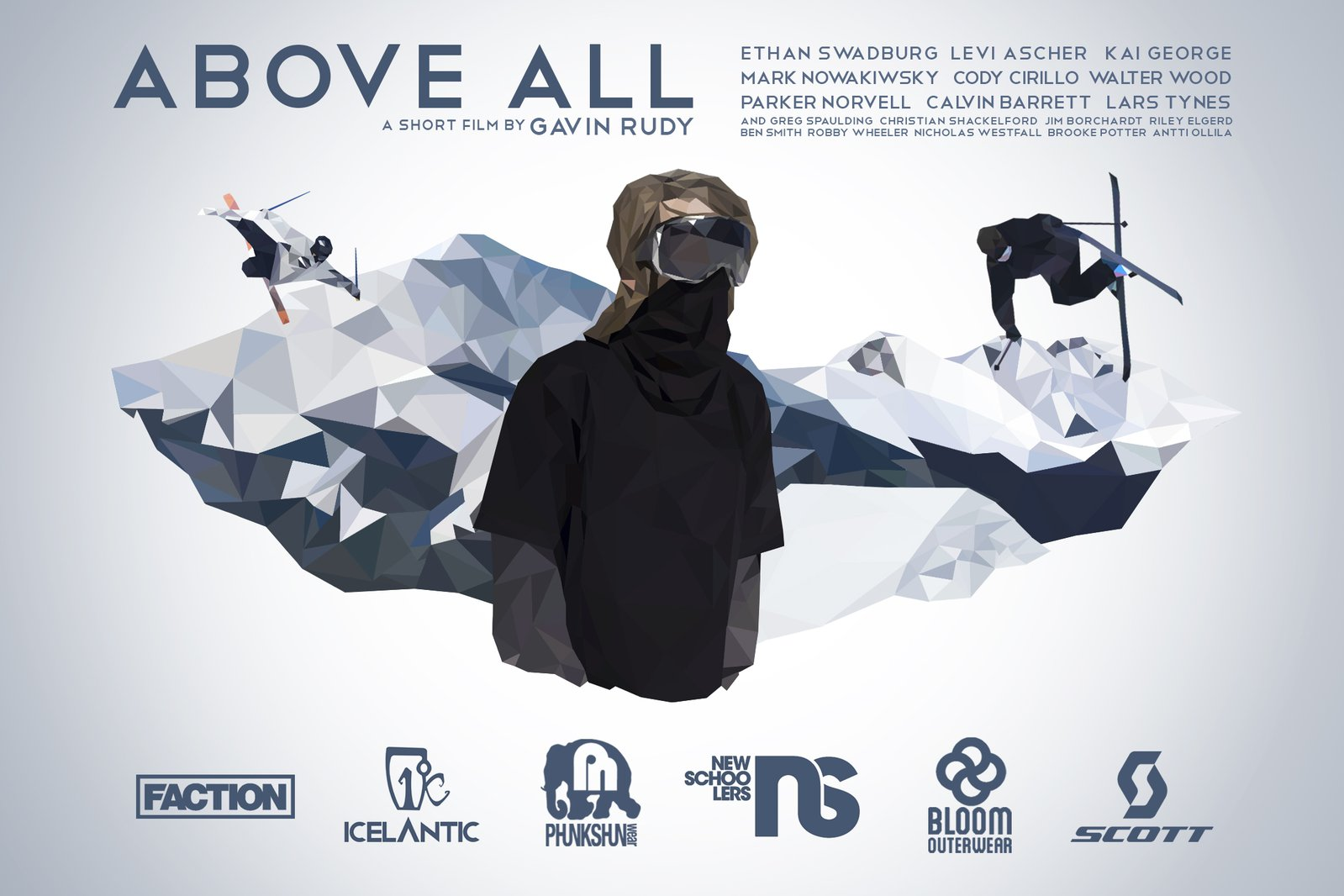 Above All - Poster