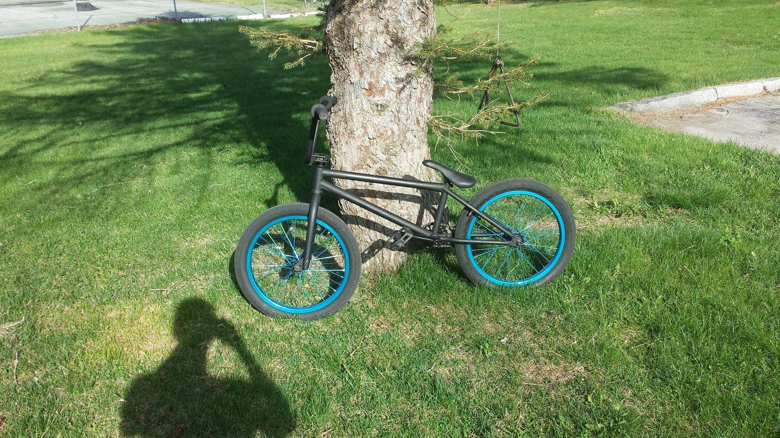 yo its my bike