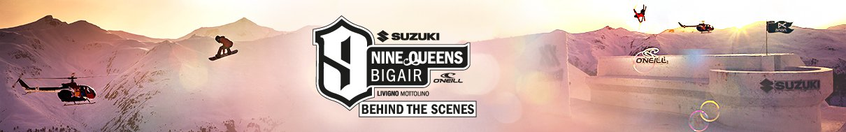 "Nine Queens 2014  ""Behind the Scenes"" - series"