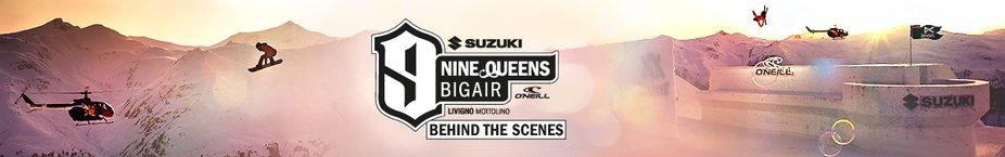 "Nine Queens 2014  ""Behind the Scenes"" - series"