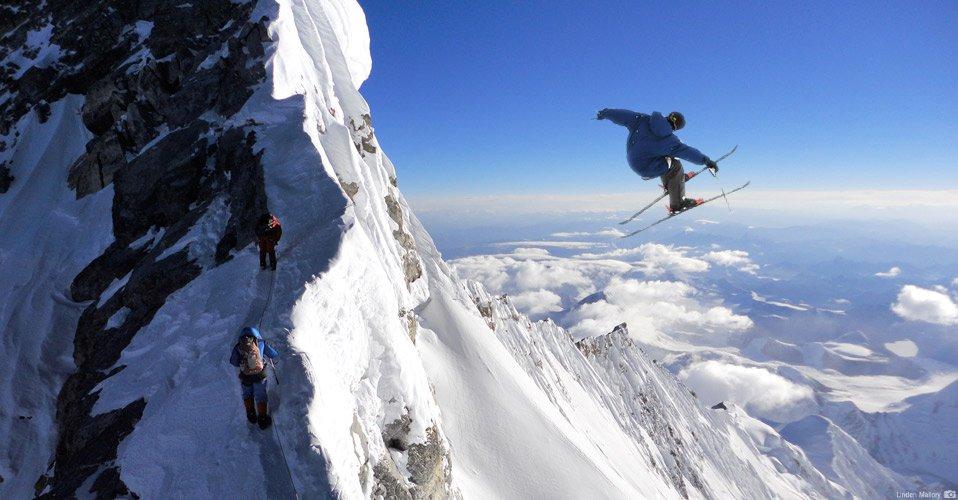 Joe Fusare Mt. Everest