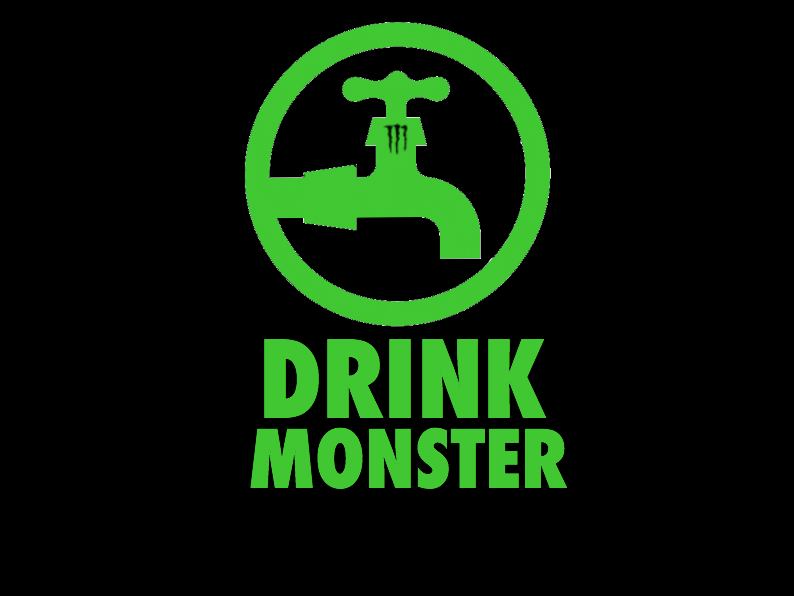 DRINK MONSTER