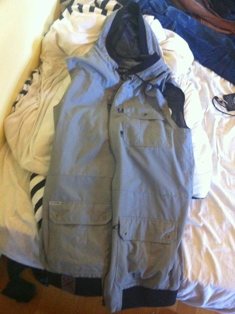 XL Enlisted vest