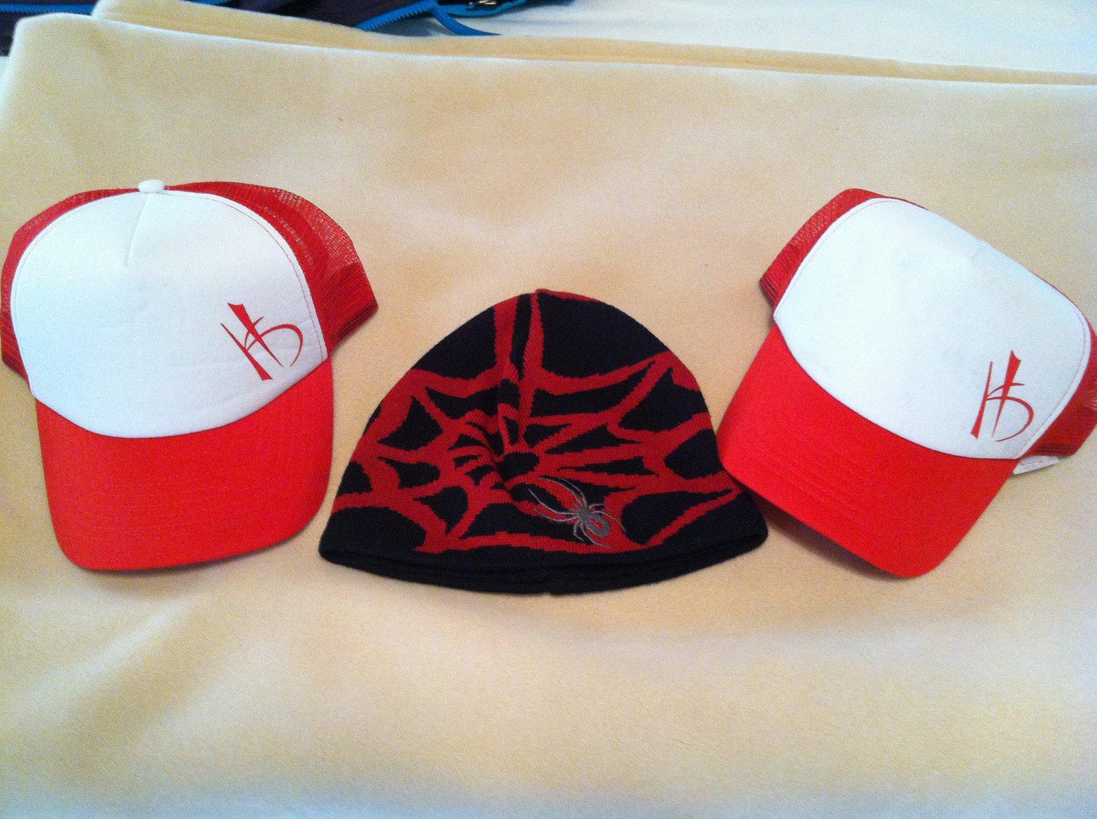 Free hats.JPG