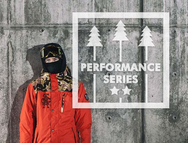 Saga Outerwear 2014/2015 Performance Series Preview