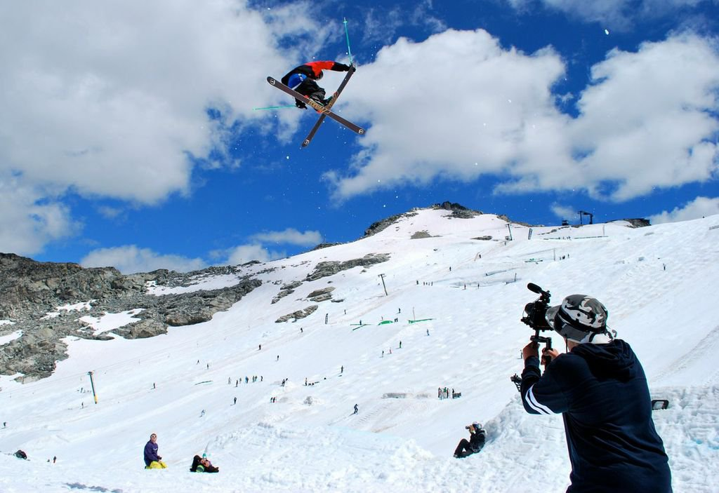 Film and Photo campers capture Noah backside