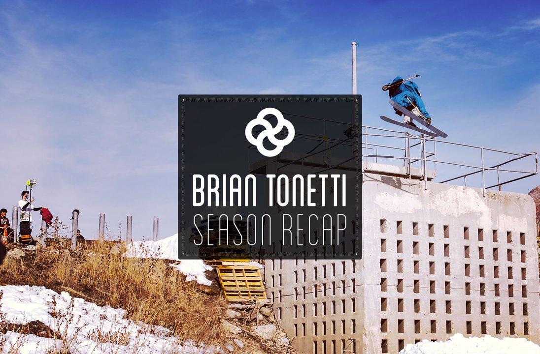 Brian Tonetti Season Recap