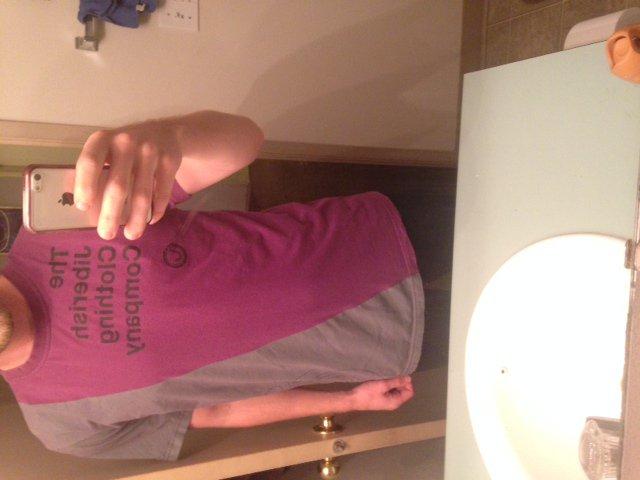 jiberish shirt