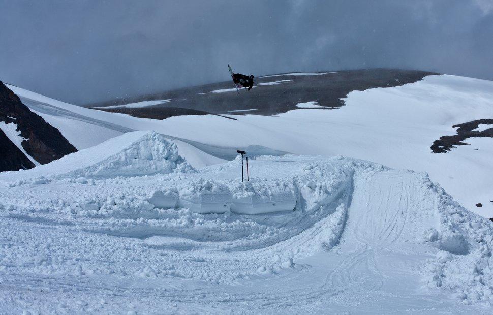 Beartooth jump