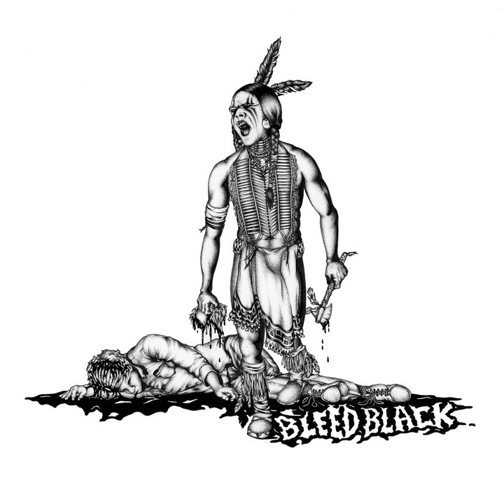 Bleed Black- Jimbo Morgan and Tomahawk International