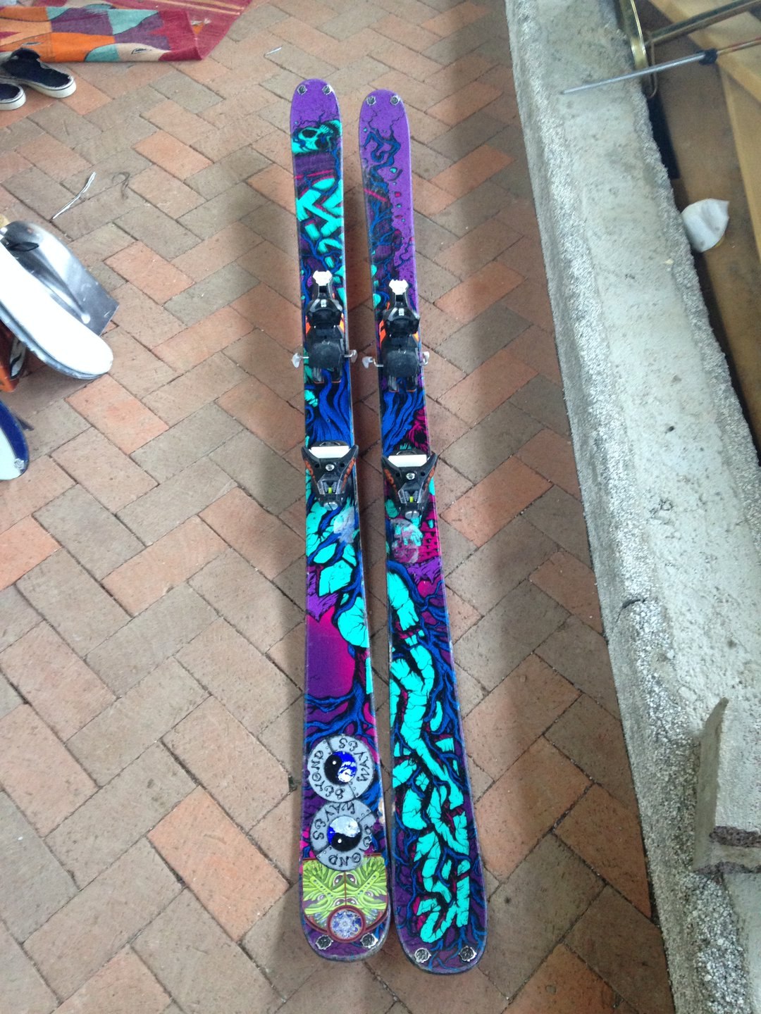 revivals and bindings