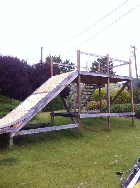 Free Large Dry Slope Ramp