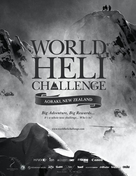 World Heli Challenge 2014 - new format, big cash