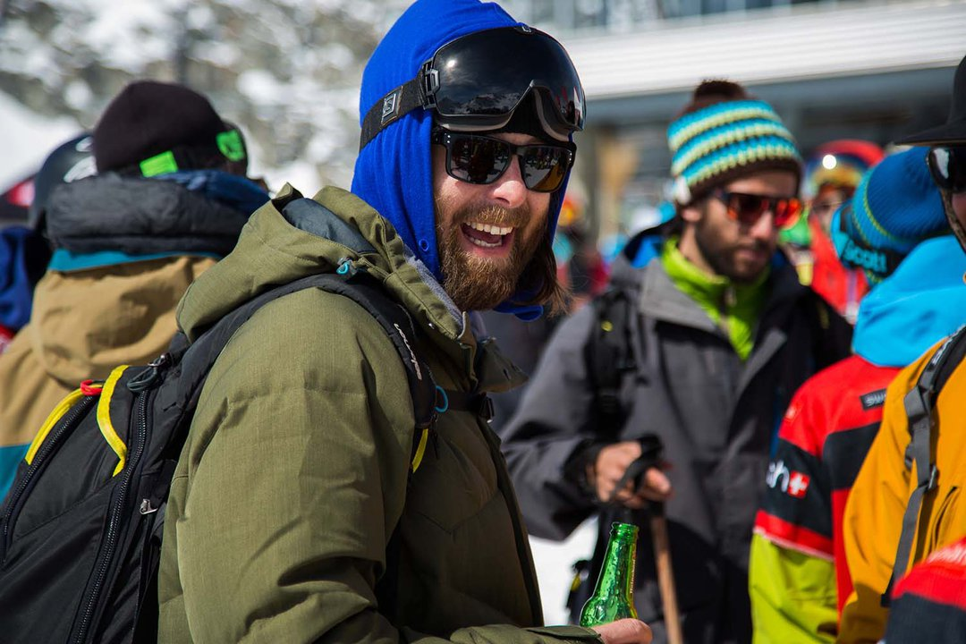 A Few Words With: Dion Newport on judging the Olympics/FWT