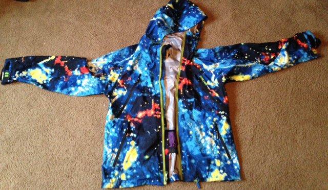 Armada coat 1