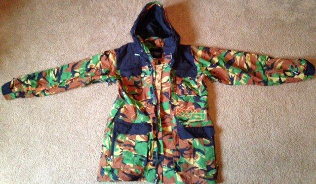 Saga coat for sale