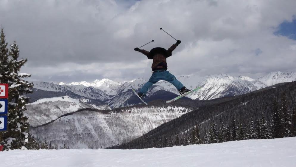 Spread Eagle - Vail Closing Day
