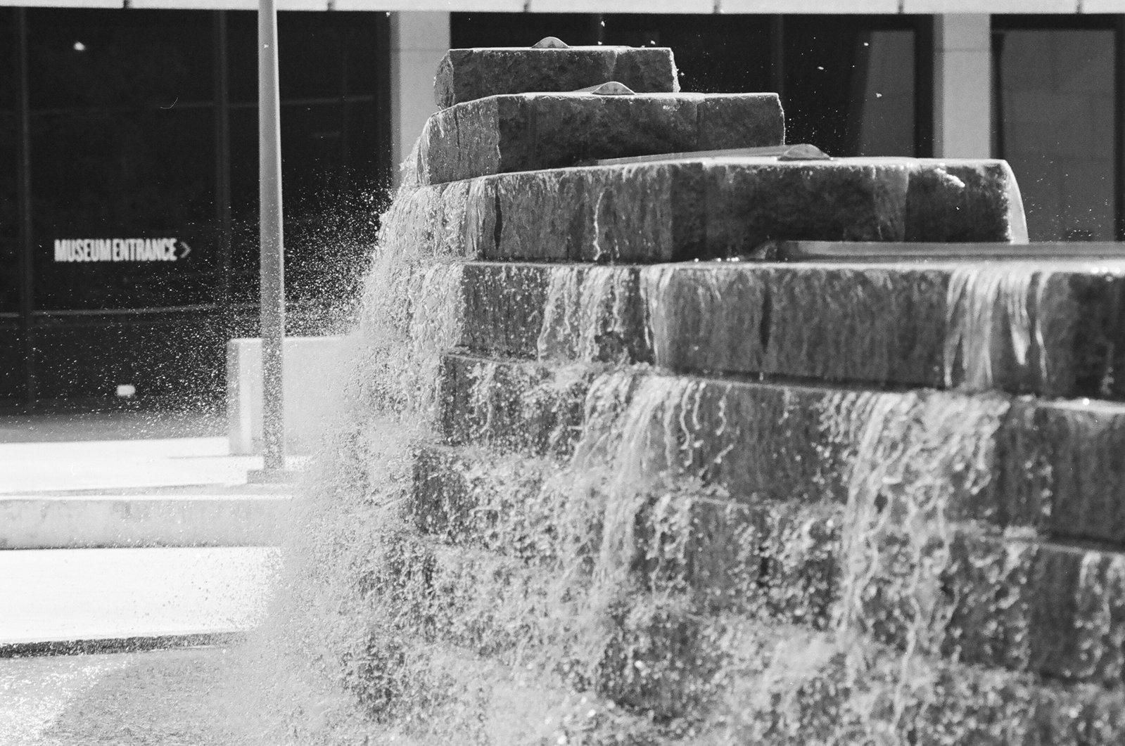 Leonardo Fountain