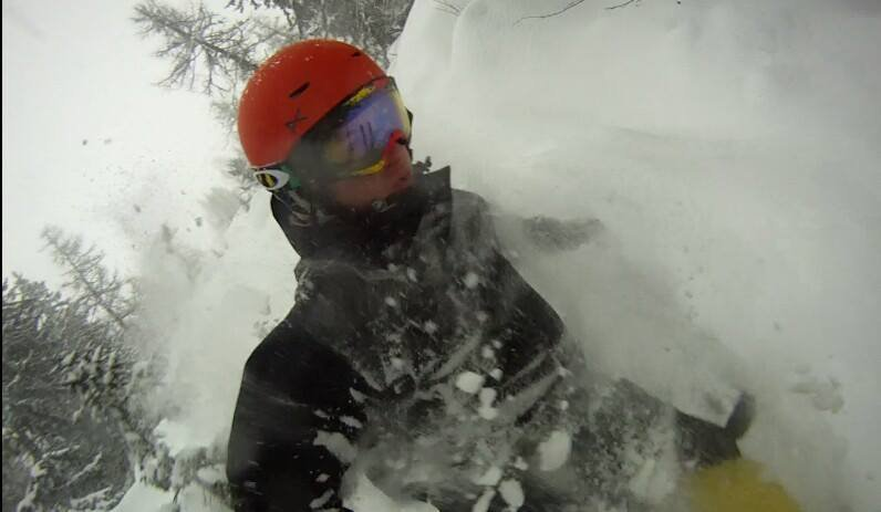 powder in italy