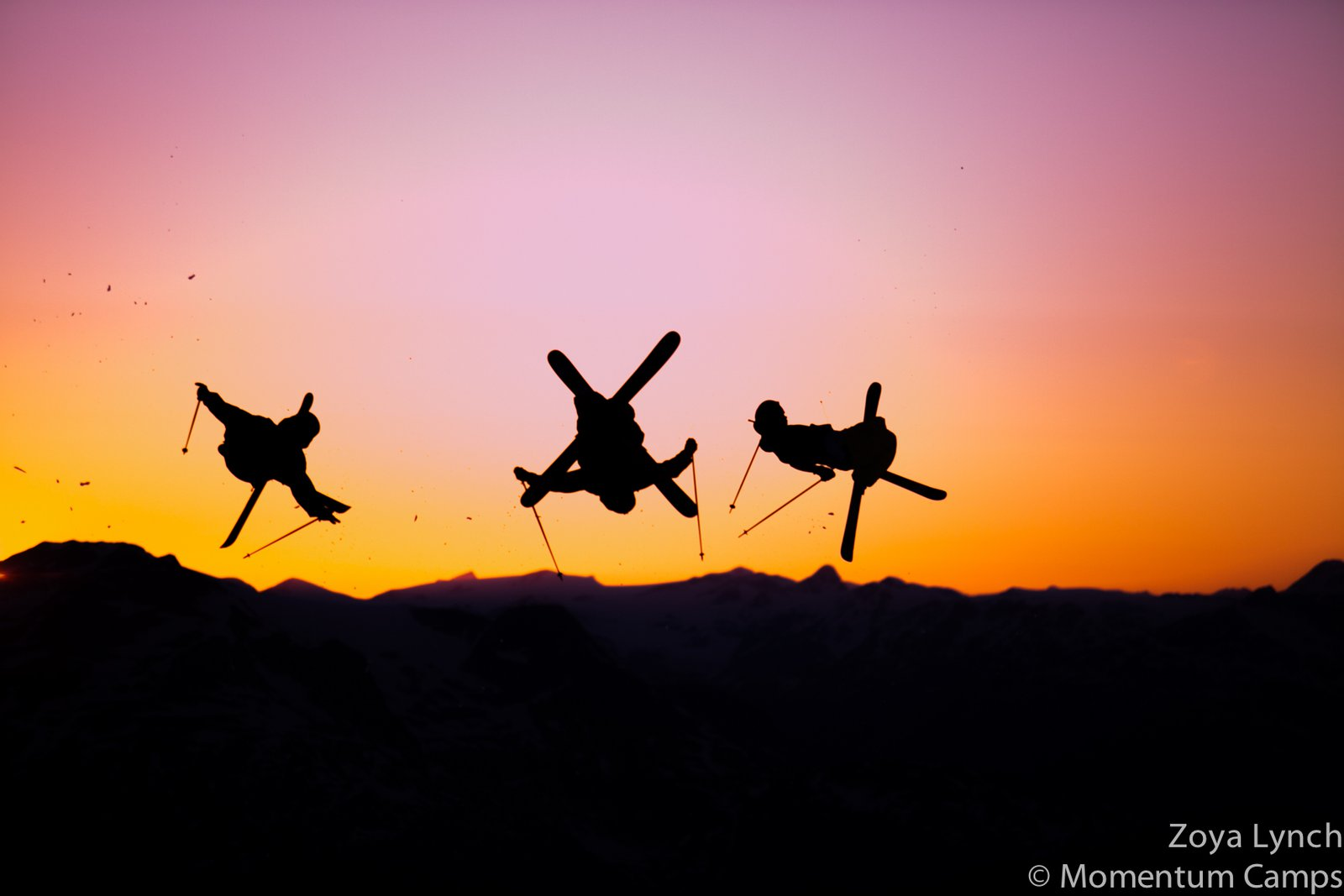 Friends in the sky :)