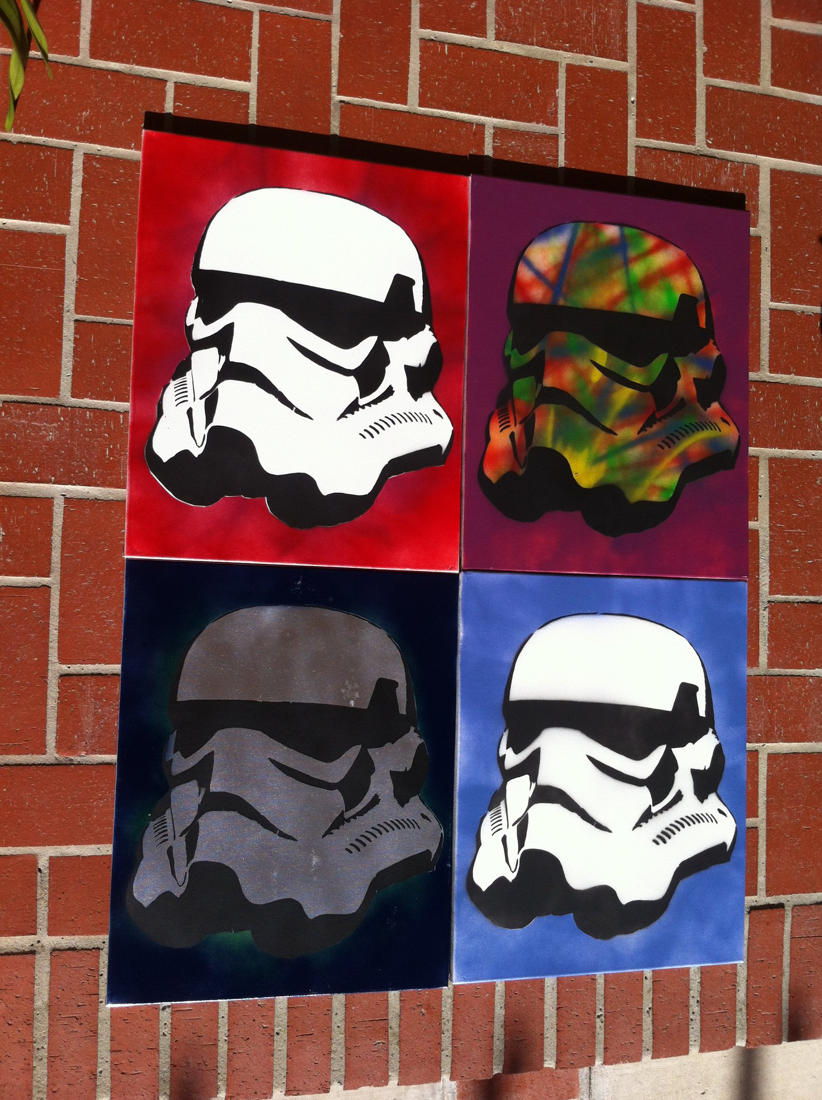 Storm Troopers 2 layer