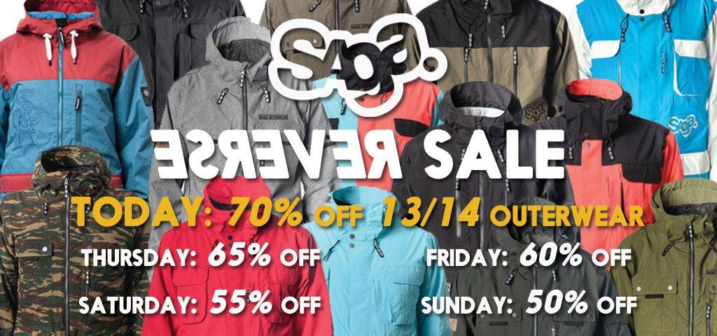 Reverse Sale