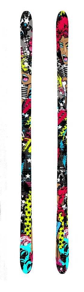 Punk Chic Ski