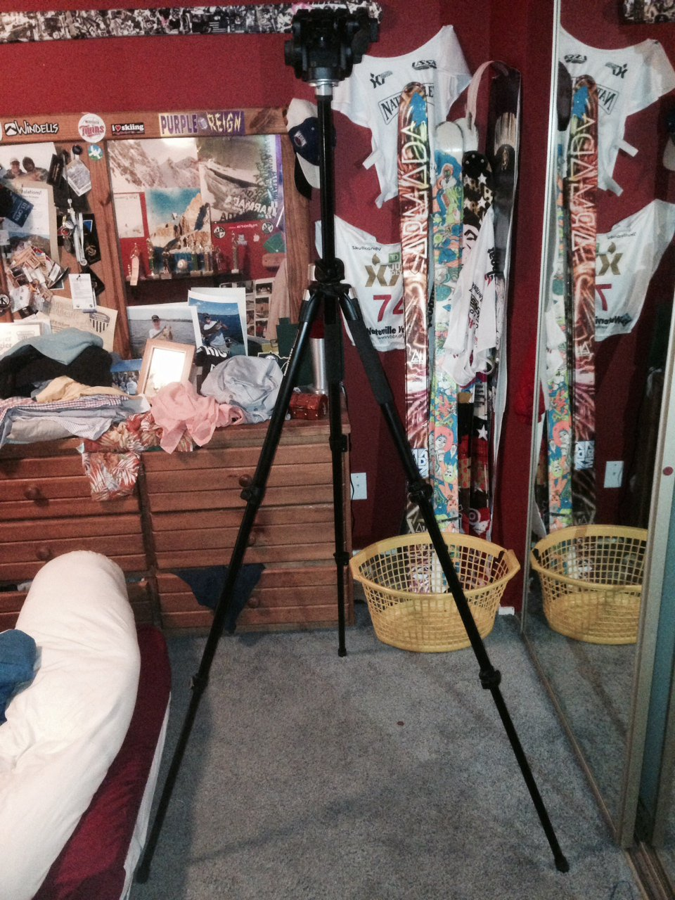 FS: Manfrotto Tripod