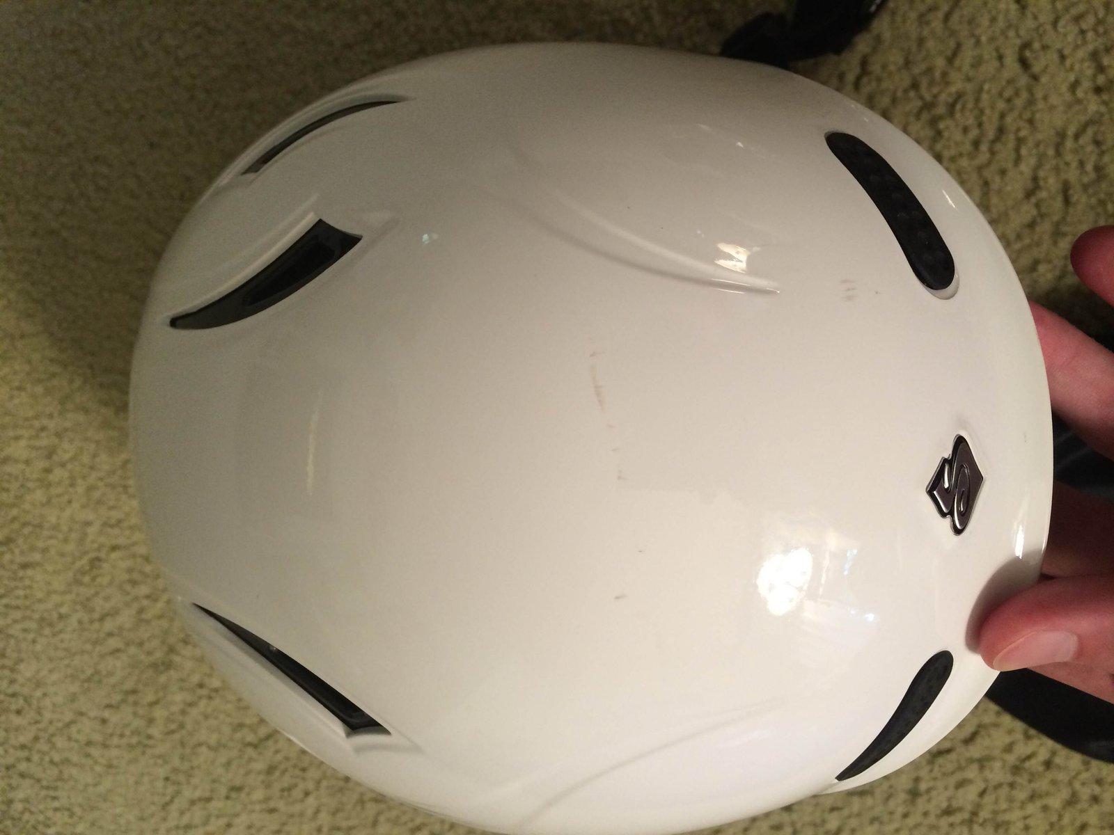 Sweet P Helmet