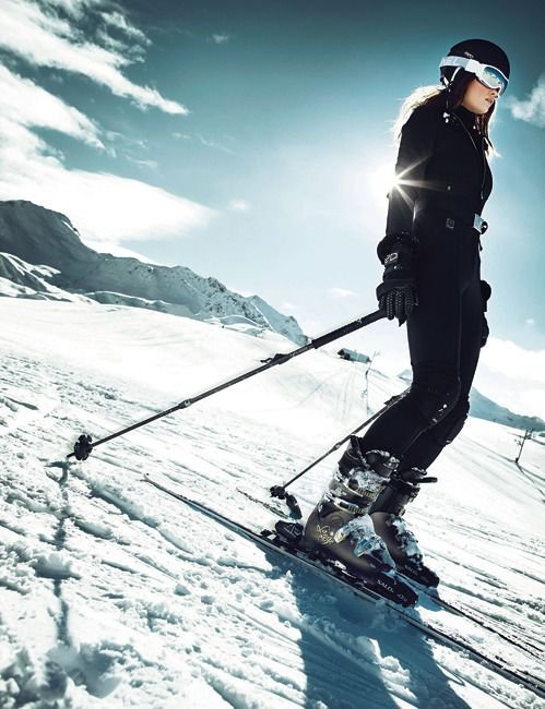 Summer Skier