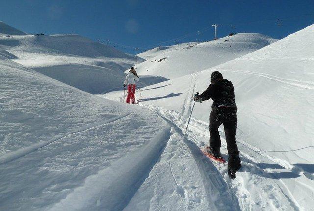 Valle Nevado Getaway