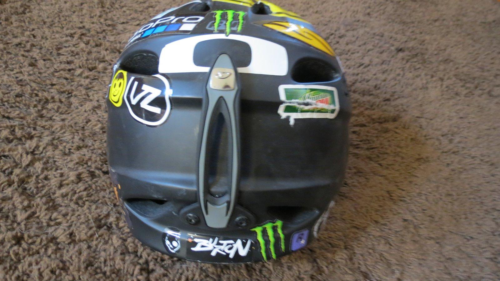 old helmet 2