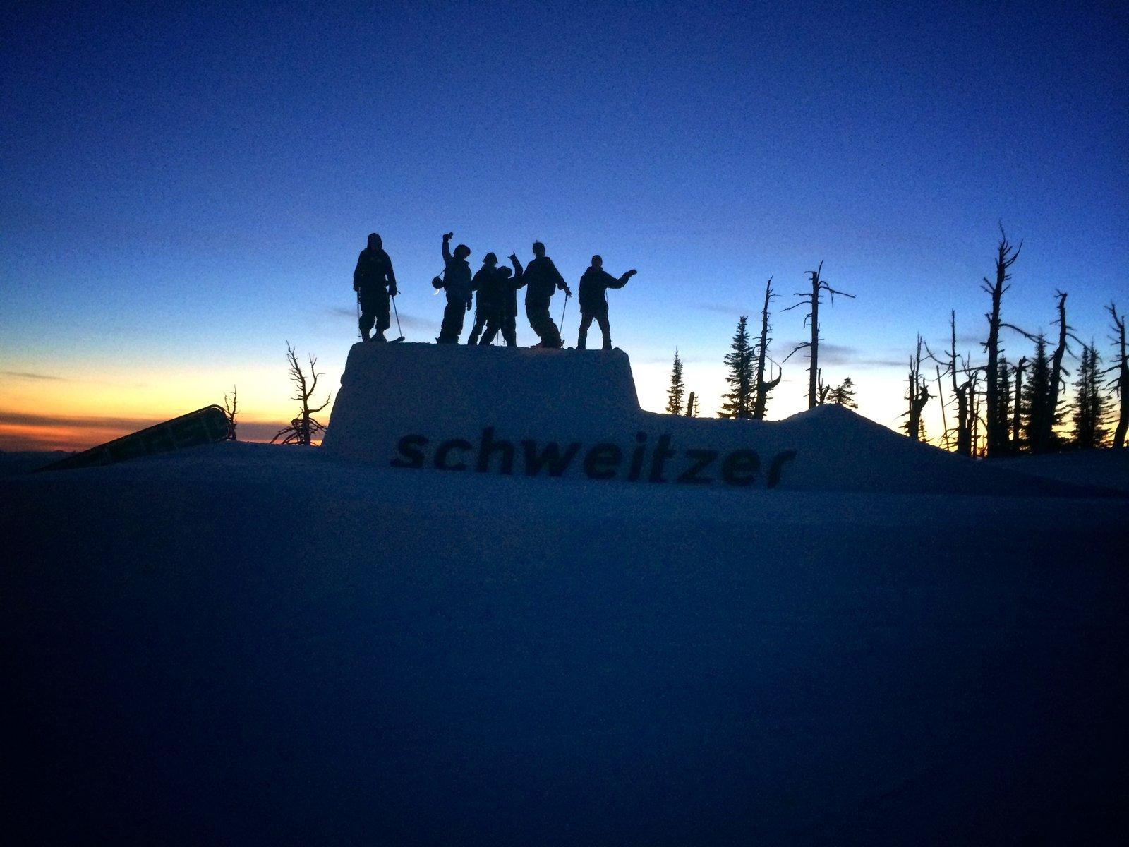 Schweitzer Rail