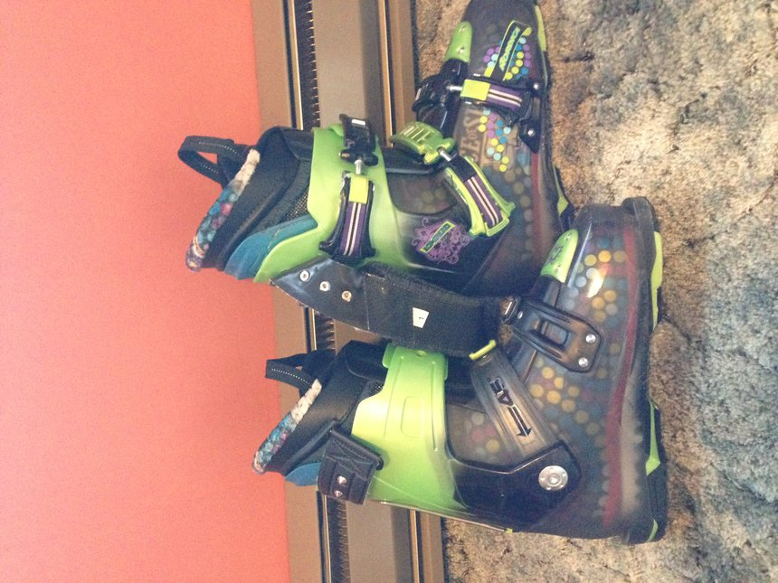 Ace of Spades Boots 25.5