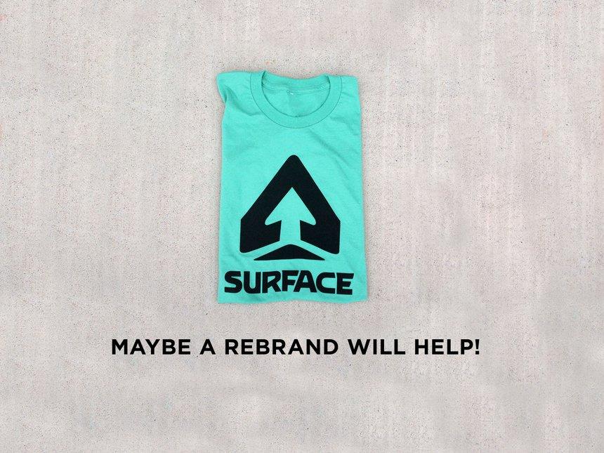 Honest Ski Company Slogans - Surface