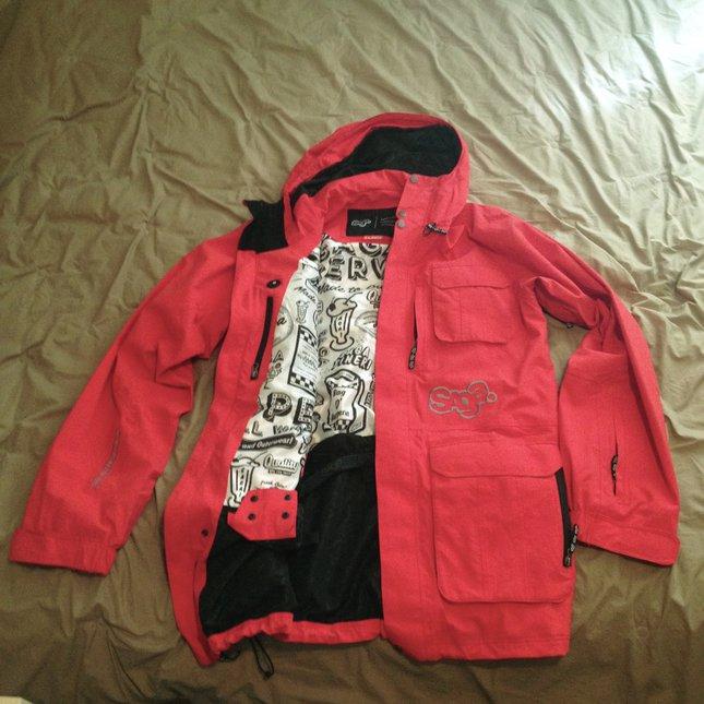 Saga Anomie Jacket - XL