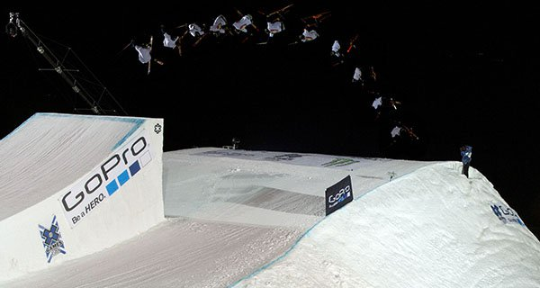 X Games Ski Big Air timeline.