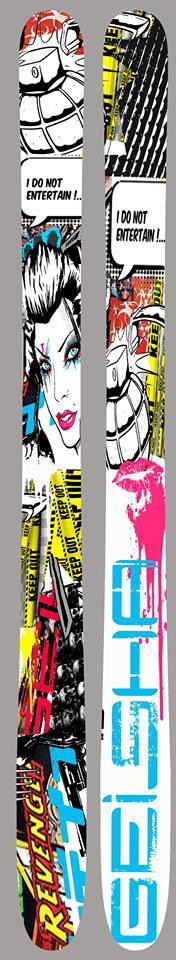 Geisha Ski