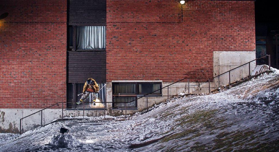 Helsinki quad kink