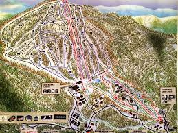 Burke Trail map