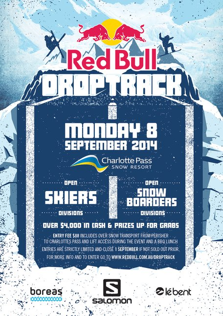 Red Bull Drop Track