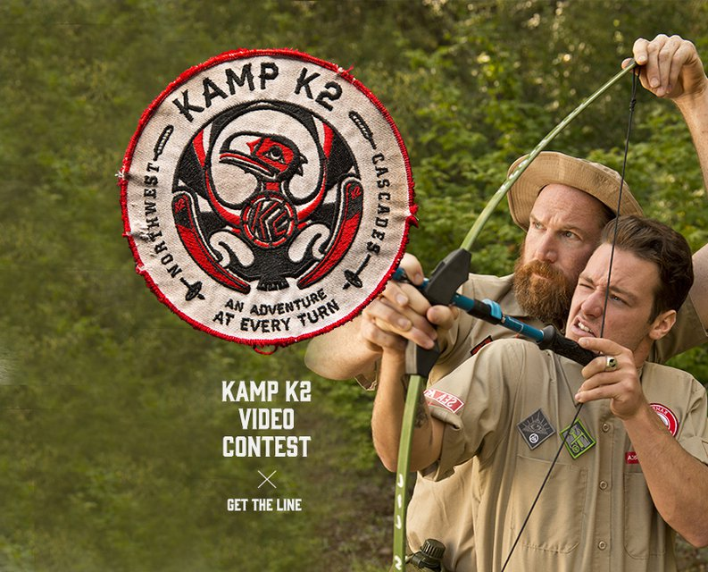 The Kamp K2 Video Contest