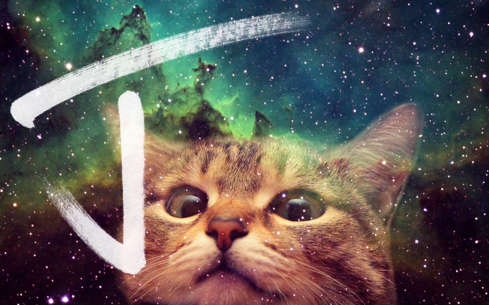 I CAN HAS CATS IN SPACE SKI!