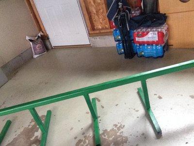 Homemade Rail