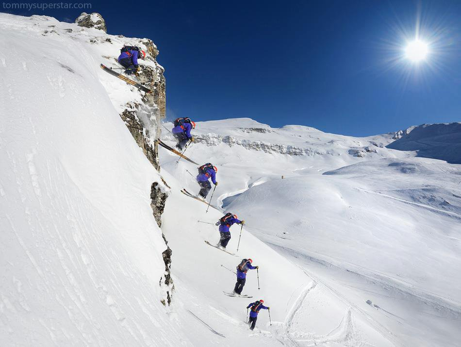 Polish skier to ski down from two eighthousanders