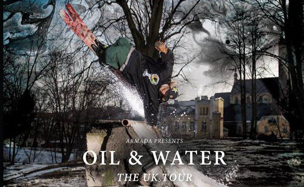 Armada Oil & Water UK Tour