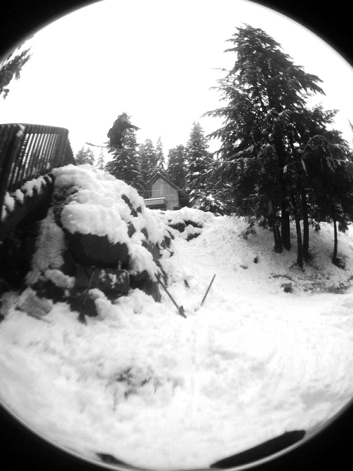frontyard drop