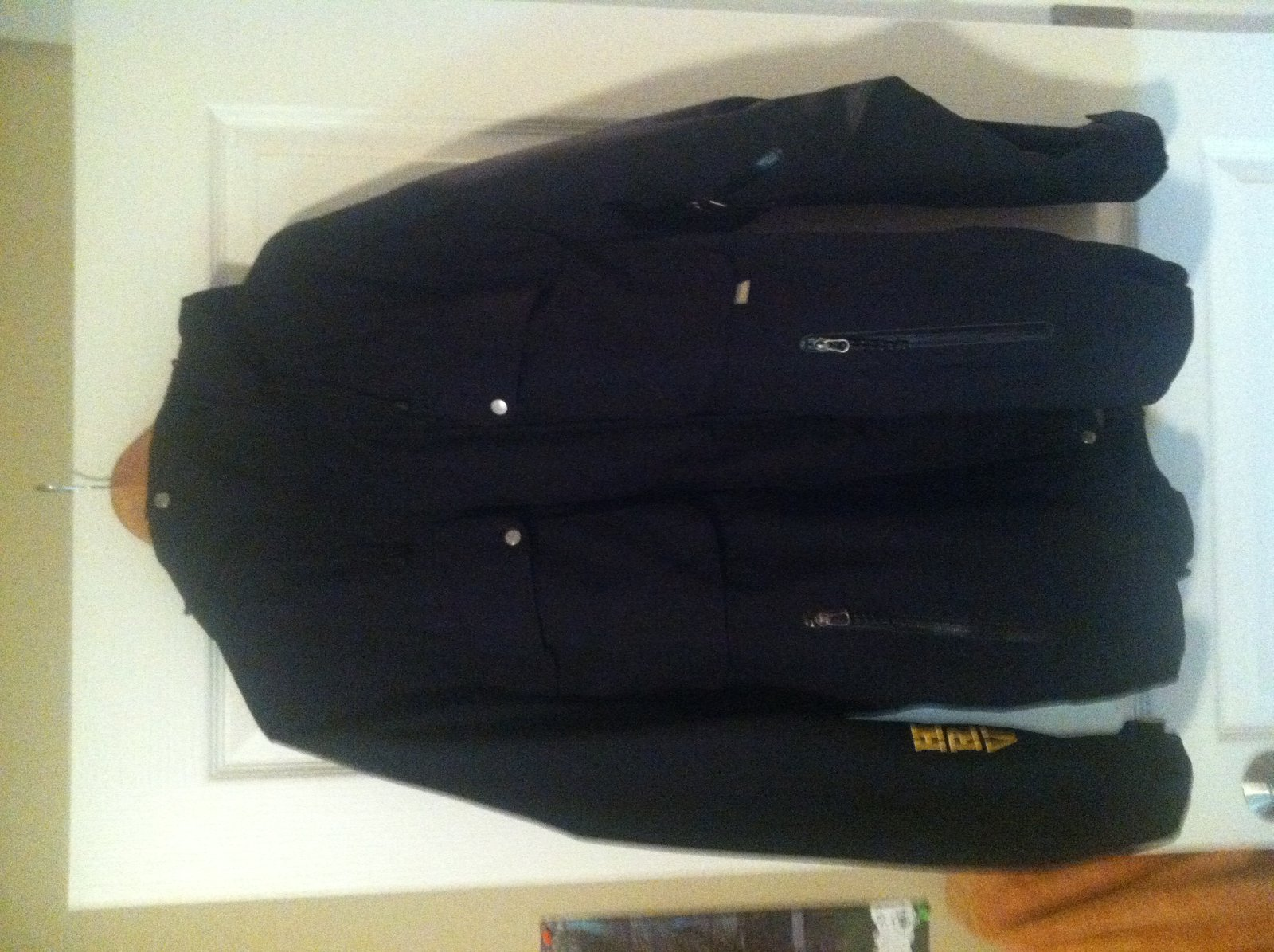 trew jacket xl