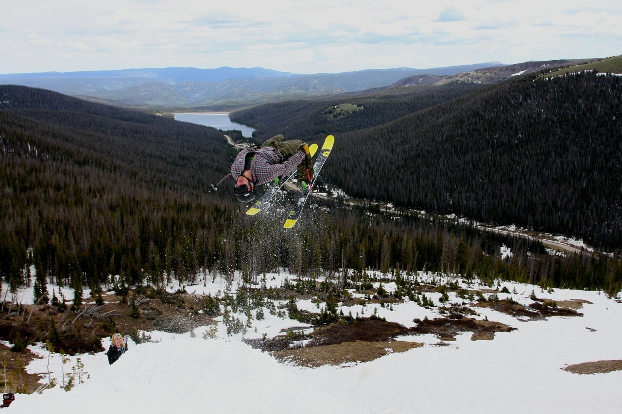 June backcountry backie