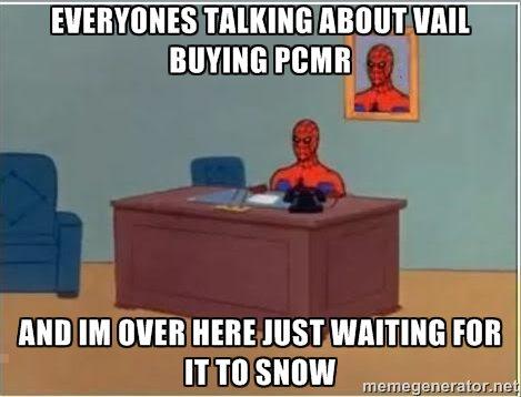 SPIDERMAN PCMR VAIL